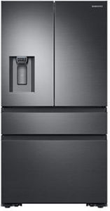 22.6 CU. FT. Counter-Depth 4-Door French Door Refrigerator