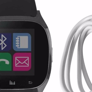 iTouch Black Smart Watch-JCI3160GN590-003 iTouch Smart Watch