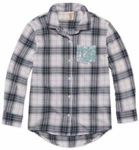 Girls' Arizona Flannel