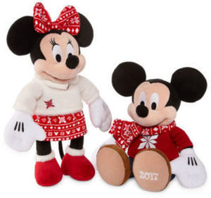 Disney Collection Medium Plush Dolls