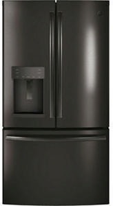 GE GFD28GBLTS 28 Cu. Ft. Door in Door French Door Refrigerator