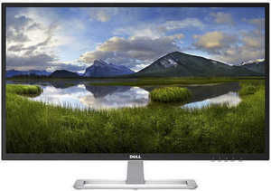 "Dell 32"" Ultra-Wide IPS Monitor"