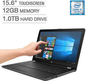 "HP 15.6"" Touchscreen Laptop - Intel Core i3"