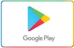 Google Play $100 Code E-Delivery