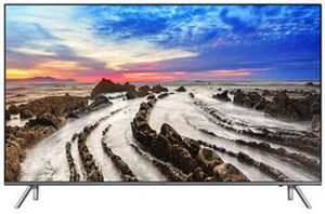 "Samsung UN82MU800D 82"" 4K UHD Smart LED TV"
