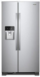 Whirlpool 25-Cu.-Ft. Side-by-Side Refrigerator