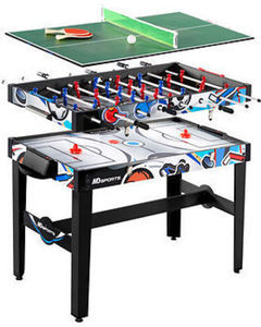 "MD Sports 48"" 3-in-1 Combination Game Table"