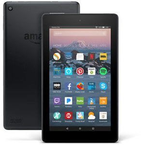 "Amazon Fire 7"" Tablet with Alexa, 16GB Memory"