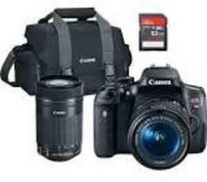 Canon EOS Rebel T61 Bundle