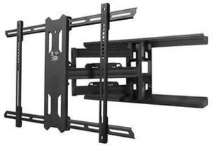 "Kanto Full-Motion TV Wall Mount for 39"" to 80"" TVs"