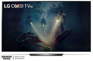 """LG OLED55B7P 55"""" 4K UHD Smart OLED TV with White Glove Delivery"""