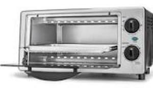 Bella 4-Slice Toaster Oven - Stainless Steel