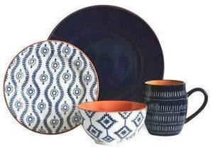 Baum 16-piece Dinnerware Set