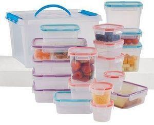 Shopko Snapware 38-pc. Plastic Food Storage Set
