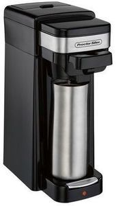 Proctor-Silex Single Serve Coffeemaker After Rebate