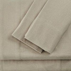 NorthCrest Flannel Sheet Set