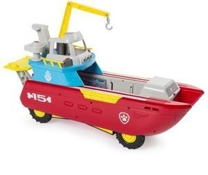 Paw Patrol Sea Patroller Paw Patrol Sea Patroller Transforming Vehicle