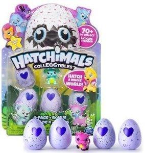 Hatchimals CollEGGtibles 4 Pack