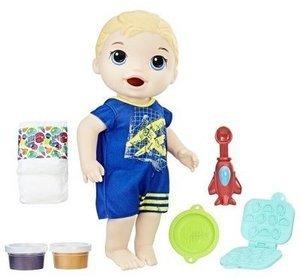 Baby Alive Snackin' Luke