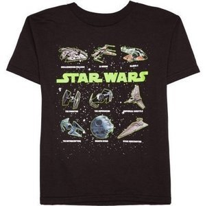 Boys' Star Wars Short Sleeve Tee