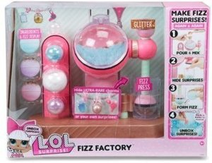L.O.L Surprise Fizz Maker Playset