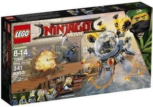 Lego Ninjago Flying Jelly Sub