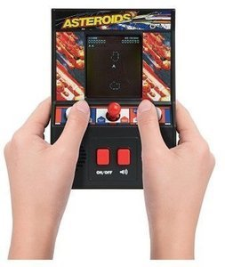 Asteroids Or Frogger Mini Arcade Game