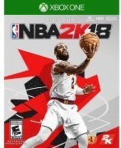 NBA 2K18 - Xbox One or PS4