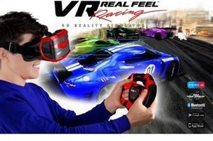 VR Real Feel Racing 3D Reality Simulator