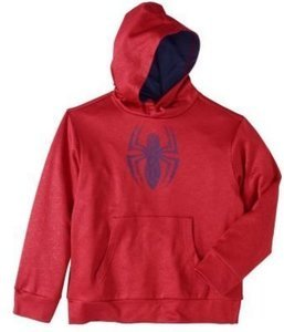Boys' Spider Man Character Poly Fleece Hoodie