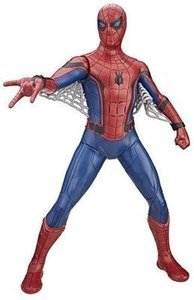 Spider-Man Tech Suit Figure