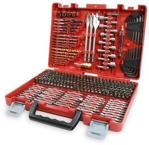 Craftsman 13473 300-Piece Drill Bit Accessory Kit