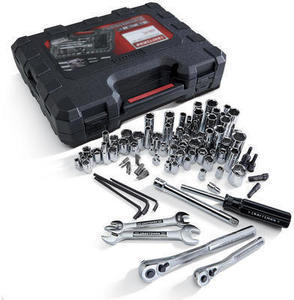 Craftsman 108pc Mechanic's Tool Set w/ Case