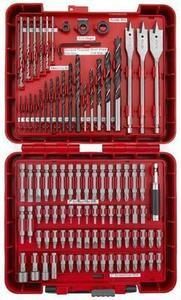 Craftsman 100-Piece Drill Bit Accessory Kit