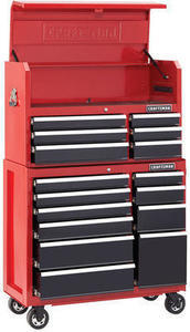 "Craftsman 41"" 16-Drawer Soft Close Storage Combo"