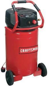 Craftsman 20 Gallon Oil Free Portable Air Compressor