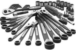 Craftsman 24964 56-piece Universal Mechanics Tool Set