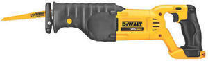 DeWalt Bare-Tool 20V Max Lithium-Ion Reciprocating Saw Tool Only