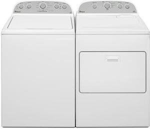 Whirlpool 4.3cuFt Washer And 7.0 cu ft Dryer Combo