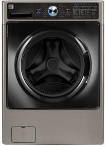 Kenmore Elite 41683 4.5 cu. ft. Front-Load Washer + 7.4 cu. ft. Front-Load Electric Dryer