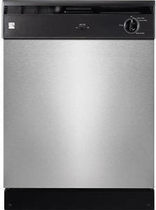 "Kenmore 14013 24"" Built-In Dishwasher"