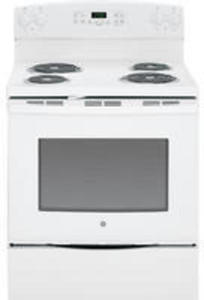 GE Free-Standing Electric Range 5.3 cu. ft.- White