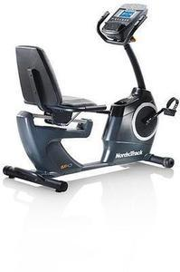 NordicTrack 21914 GX 4.7 Recumbent Cycle