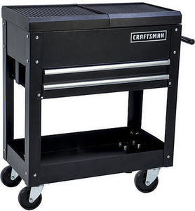 Craftsman 31-In 2-Drawers Mechanic Tool Cart