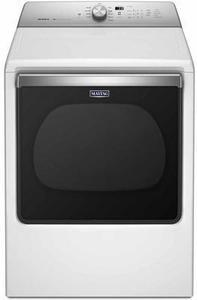 Maytag MEDB835DW Bravos 8.8 cu. ft. Electric Dryer