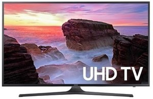 "Samsung 65"" 4K Ultra HD TV"