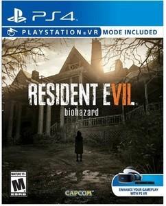Resident Evil 7: Biohazard (PS4)