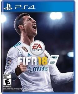 FIFA 18 - (PS4)