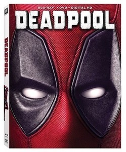 Deadpool (Blu-ray/DVD + Digital)