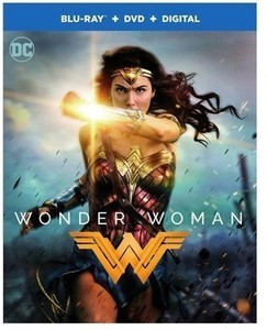 Wonder Woman (Blu-ray + DVD + Digital)